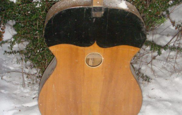 Willy Hübner, Bass-Tambura