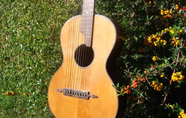 Gitaro Harfa (2)
