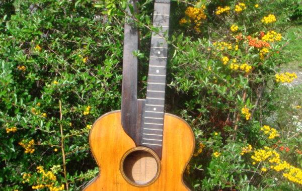 Harfo-Gitara