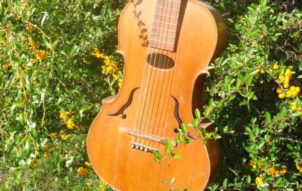 Gitara-skrzypce NN (20)