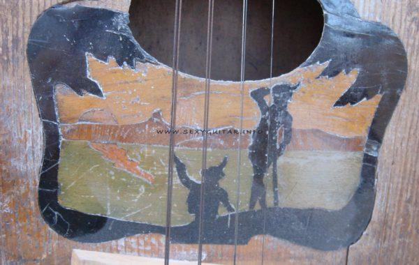 Volny mandolina