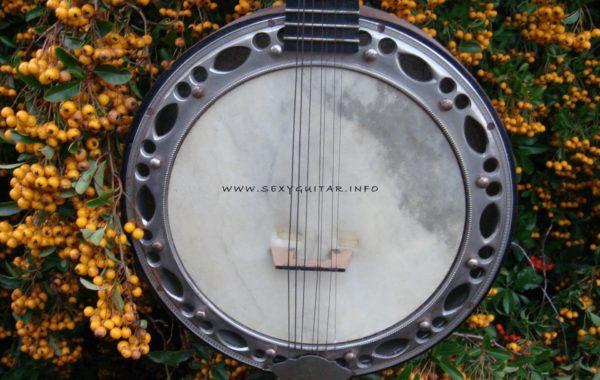 Beuscher Paul banjo