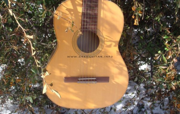 Alko Kopoczek gitara klasyczna